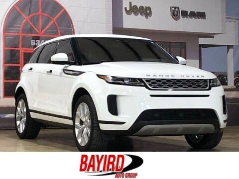 2020 Land Rover Range Rover Evoque for sale at Bayird Truck Center in Paragould AR