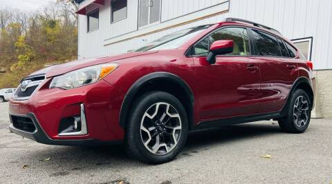 2017 Subaru Crosstrek for sale at Bailey Brand in Clarksburg WV