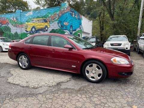 2009 Chevrolet Impala for sale at Showcase Motors in Pittsburgh PA