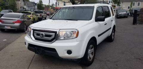 2011 Honda Pilot for sale at Motor City in Roxbury MA