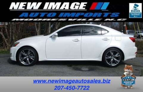 2010 Lexus IS 250 for sale at New Image Auto Imports Inc in Mooresville NC