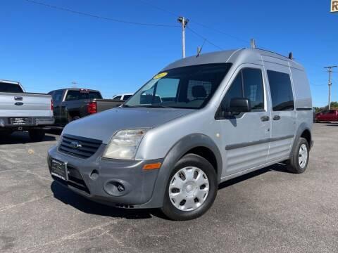 2013 Ford Transit Connect for sale at Superior Auto Mall of Chenoa in Chenoa IL