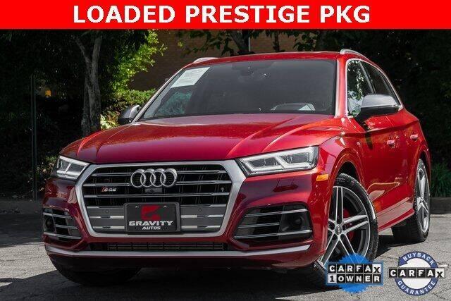 2018 Audi SQ5 for sale at Gravity Autos Atlanta in Atlanta GA