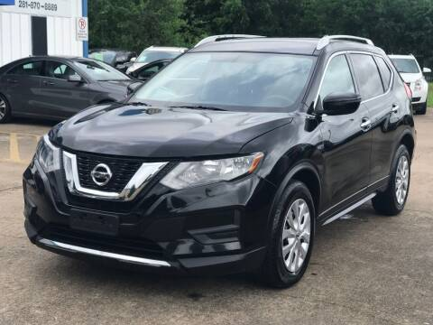 2018 Nissan Rogue for sale at Discount Auto Company in Houston TX