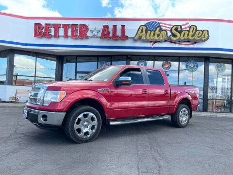 2009 Ford F-150 for sale at Better All Auto Sales in Yakima WA