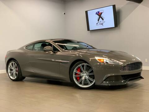 2014 Aston Martin Vanquish for sale at TX Auto Group in Houston TX