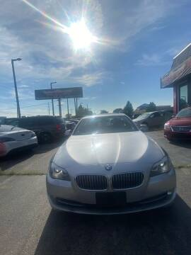 2013 BMW 5 Series for sale at Washington Auto Group in Waukegan IL
