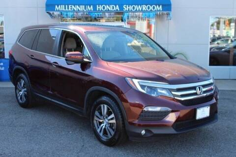 2018 Honda Pilot for sale at MILLENNIUM HONDA in Hempstead NY