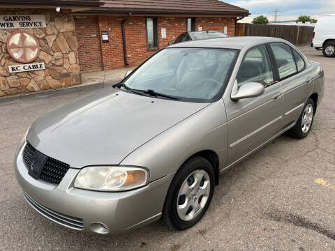 2006 Nissan Sentra for sale at STATEWIDE AUTOMOTIVE LLC in Englewood CO