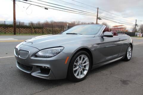 2012 BMW 6 Series for sale at Vantage Auto Group - Vantage Auto Wholesale in Lodi NJ