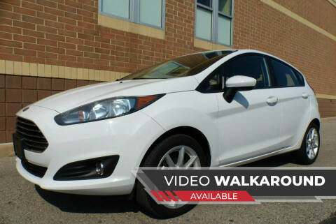 2019 Ford Fiesta for sale at Macomb Automotive Group in New Haven MI