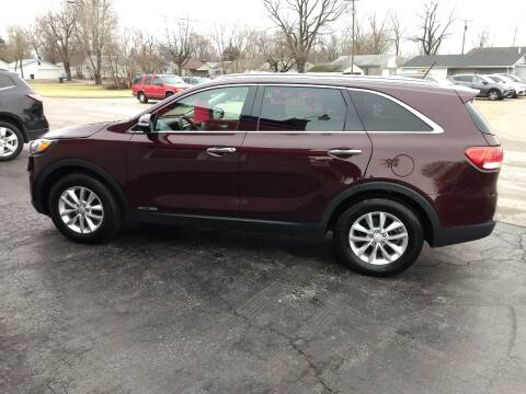 2017 Kia Sorento for sale at Economy Motors in Muncie IN