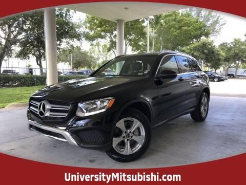 2018 Mercedes-Benz GLC for sale at FLORIDA DIESEL CENTER in Davie FL