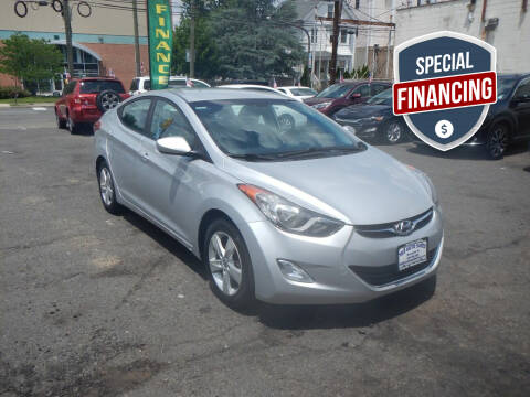 2013 Hyundai Elantra for sale at 103 Auto Sales in Bloomfield NJ