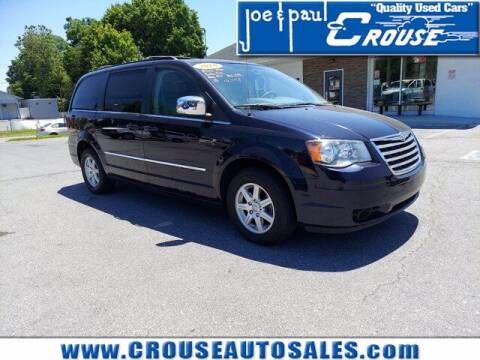 2010 Chrysler Town and Country for sale at Joe and Paul Crouse Inc. in Columbia PA
