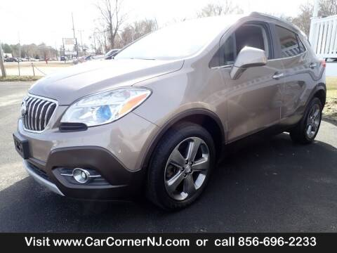 2013 Buick Encore for sale at Car Corner INC in Vineland NJ