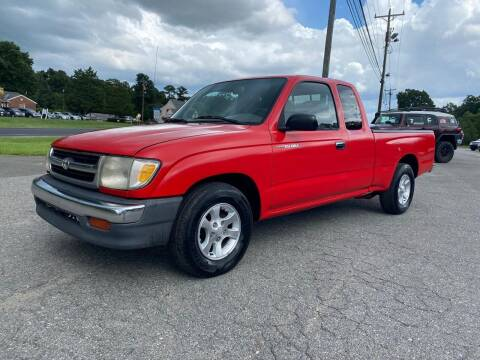 1999 Toyota Tacoma for sale at CVC AUTO SALES in Durham NC