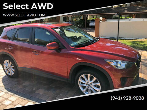 2013 Mazda CX-5 for sale at Select AWD in Provo UT