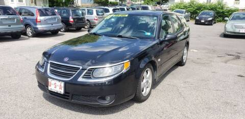 2007 Saab 9-5 for sale at Union Street Auto in Manchester NH