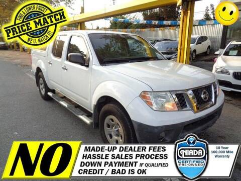 2012 Nissan Frontier for sale at AUTOFYND in Elmont NY