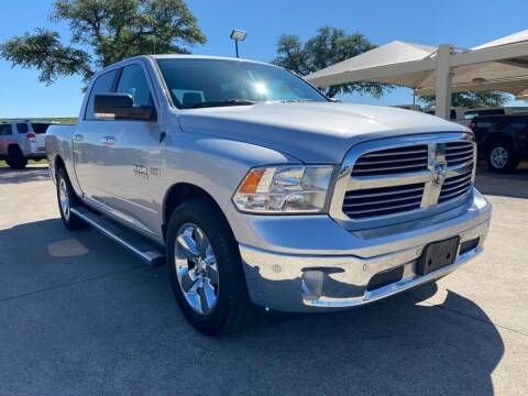 2015 RAM Ram Pickup 1500 for sale at Thornhill Motor Company in Hudson Oaks, TX