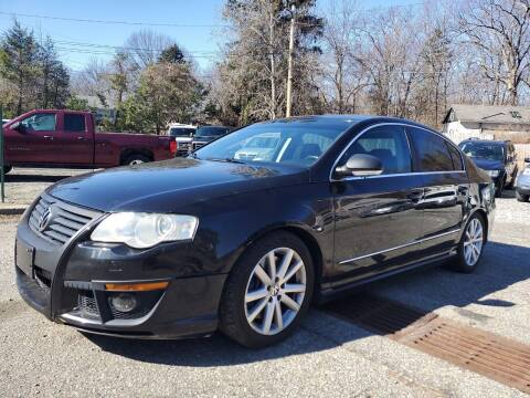 2010 Volkswagen Passat for sale at AMA Auto Sales LLC in Ringwood NJ
