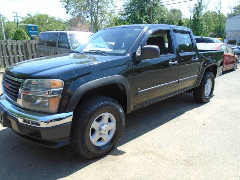 2006 GMC Canyon for sale at Greg's Auto Sales in Dunellen NJ