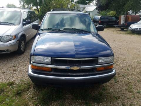 2001 Chevrolet Blazer for sale at Craig Auto Sales in Omro WI