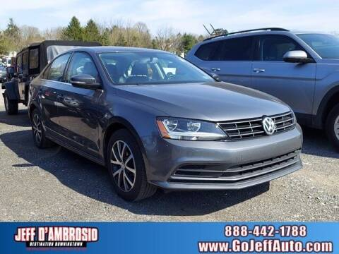 2018 Volkswagen Jetta for sale at Jeff D'Ambrosio Auto Group in Downingtown PA