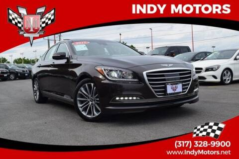 2017 Genesis G80 for sale at Indy Motors Inc in Indianapolis IN
