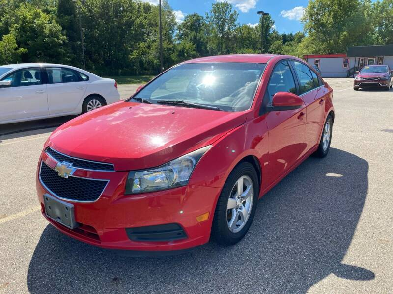 2014 Chevrolet Cruze for sale at Southern Auto Sales in Clinton MI
