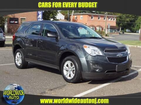 2014 Chevrolet Equinox for sale at Worldwide Auto in Hamilton NJ
