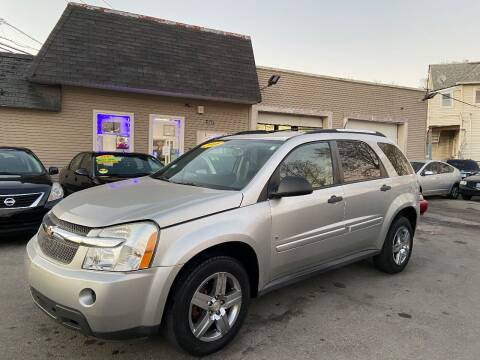2008 Chevrolet Equinox for sale at Global Auto Finance & Lease INC in Maywood IL