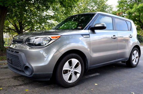 2015 Kia Soul for sale at Wheel Deal Auto Sales LLC in Norfolk VA