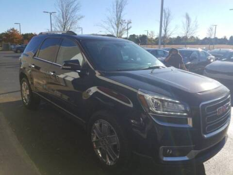 2017 GMC Acadia Limited for sale at Southern Auto Solutions - Georgia Car Finder - Southern Auto Solutions - Lou Sobh Kia in Marietta GA