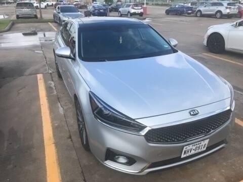 2017 Kia Cadenza for sale at FREDY KIA USED CARS in Houston TX