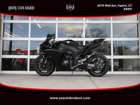 2011 Yamaha YZF-R1 for sale at S S Auto Brokers in Ogden UT