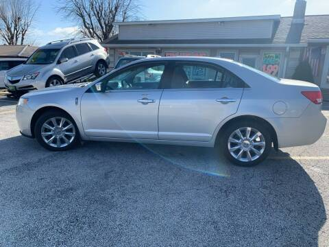 2010 Lincoln MKZ for sale at Revolution Motors LLC in Wentzville MO