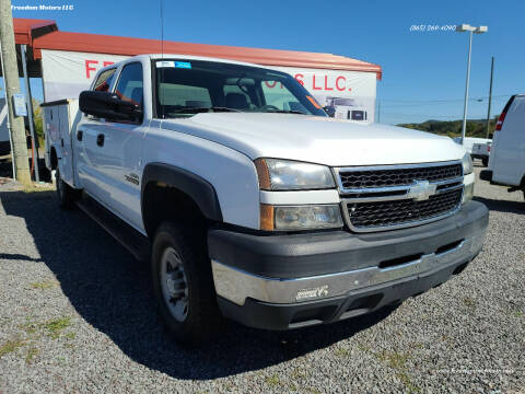 2006 Chevrolet Silverado 2500HD for sale at Freedom Motors LLC in Knoxville TN