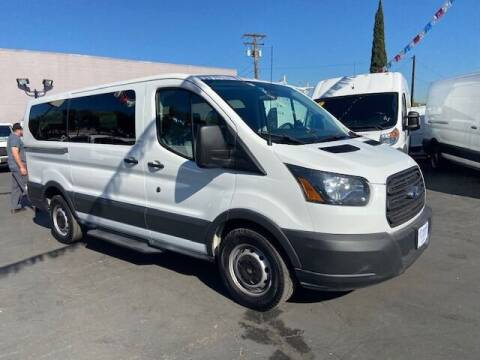 2015 Ford Transit Passenger for sale at Auto Wholesale Company in Santa Ana CA
