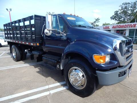 2011 Ford F-750 Super Duty for sale at Vail Automotive in Norfolk VA