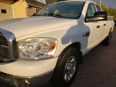 2008 Dodge Ram Pickup 2500 for sale at Gordon Auto Sales LLC in Sioux City IA