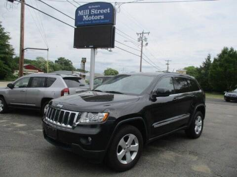 2012 Jeep Grand Cherokee for sale at Mill Street Motors in Worcester MA