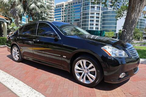 2009 Infiniti M35 for sale at Choice Auto in Fort Lauderdale FL