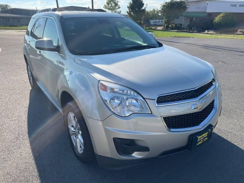 2013 Chevrolet Equinox for sale at Shell Motors in Chantilly VA