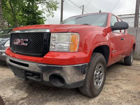 2011 GMC Sierra 1500 for sale at The Kar Store in Arlington TX