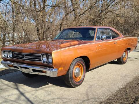 1969 Plymouth Roadrunner for sale at Windsor Auto Sales in Loves Park IL