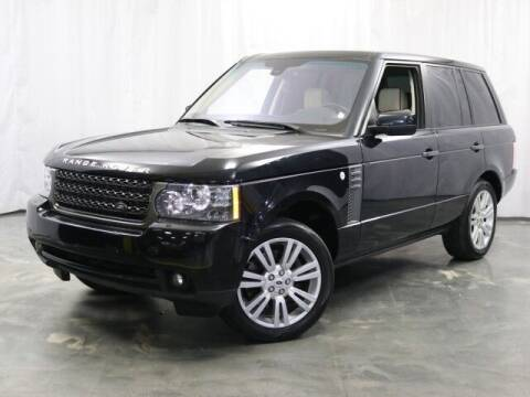 2011 Land Rover Range Rover for sale at United Auto Exchange in Addison IL