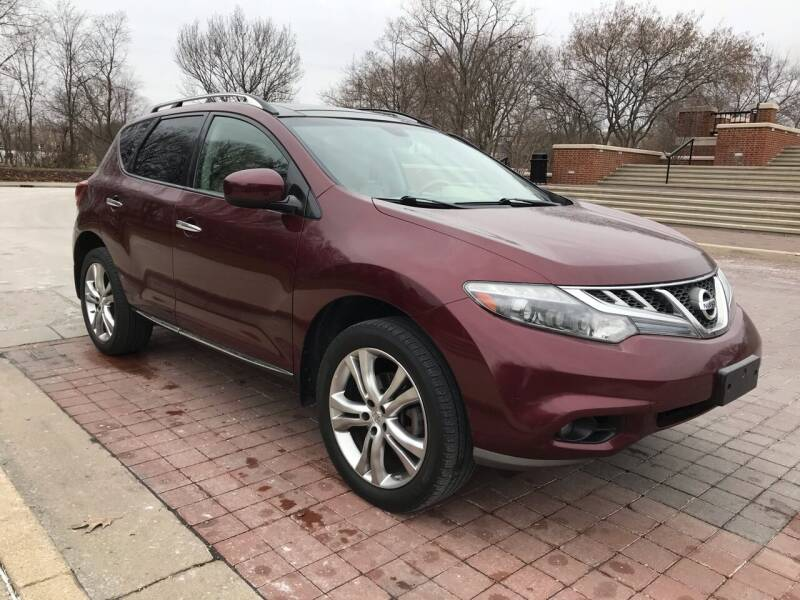2011 Nissan Murano for sale at Third Avenue Motors Inc. in Carmel IN