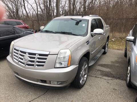 2008 Cadillac Escalade EXT for sale at Tom Roush Budget Westfield in Westfield IN